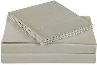 Charisma Ultra Cotton Sateen 610 Thread Count Solid Pair of King Pillowcases