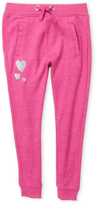 Jessica Simpson Girls 4-6x) Peace Drawstring Joggers