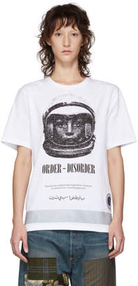 Undercover White Astronautics Agency T-Shirt