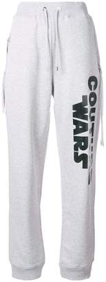 Moschino Wars track pants