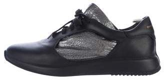 Officine Creative Leather Lace-Up Sneakers