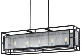 Feiss Prairielands 5-Light Chandeliers