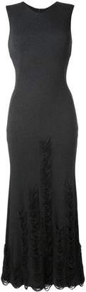 Jean Paul Gaultier Pre-Owned cut-out detail maxi dress