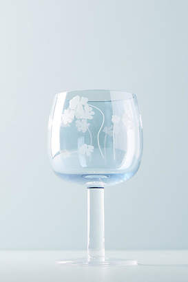 Anthropologie Portia Wine Glass