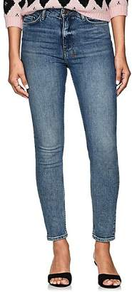 Ksubi Women's Hi & Wasted Skinny Jeans - Md. Blue