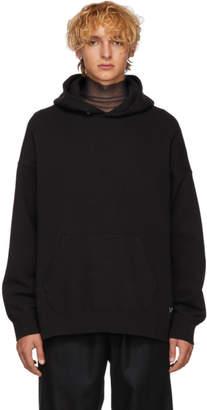 Visvim Black Jumbo Hoodie
