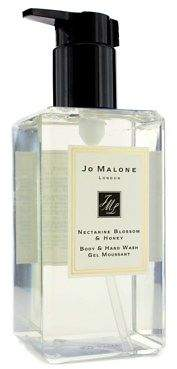 Jo Malone NEW Nectarine Blossom & Honey Body & Hand Wash (With Pump) 250ml