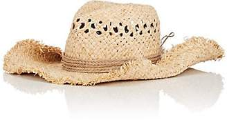 Lafayette House of Women's Wild Kate Raffia Hat - Neutral