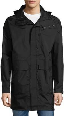 Puma Men's Stamped Hooded Jacket