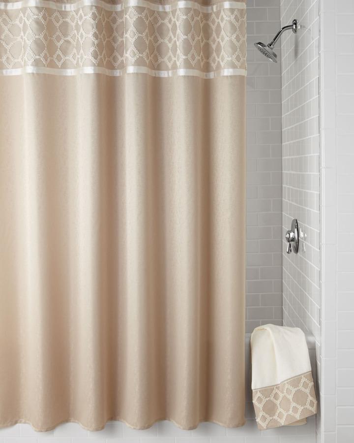 "Horchow ""Keswick"" Shower Curtain"