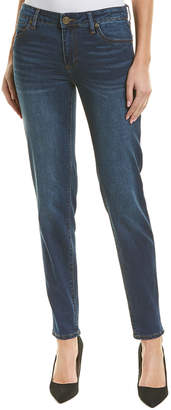 KUT from the Kloth Medium Wash Relaxed Skinny Leg