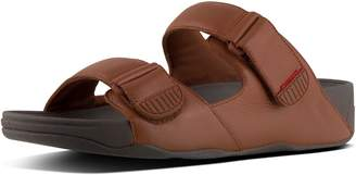 FitFlop Gogh Men's Moc Leather Sandals