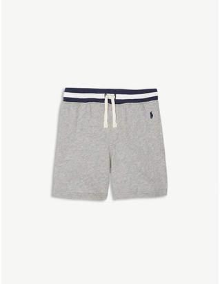 Ralph Lauren Pony Terry cotton jersey shorts 2-4 years