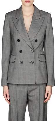 Isabel Marant Women's Helsey Wool Double-Breasted Blazer