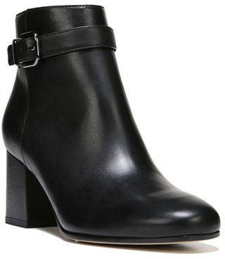 Women's Via Spiga Maxine Ankle Strap Bootie $250 thestylecure.com
