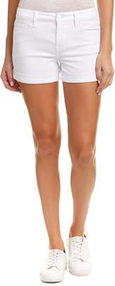 Level 99 Megan Pure White Short