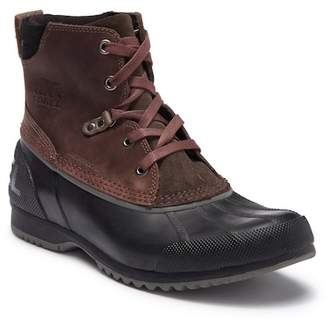 Sorel Ankeny Waterproof Leather Boot