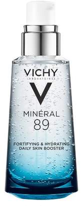 Vichy Mineral 89 Hyaluronic Acid Face Serum Moisturizer Daily Skin Booster - 1.69oz