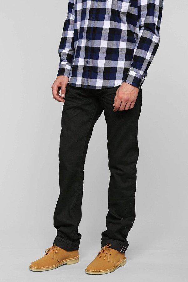 PRPS Goods & Co. Goods & Co. Rambler Black Raw Slim Jean