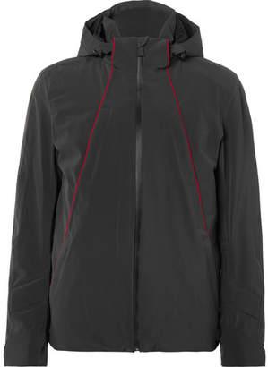 Aztech Mountain Triangle Waterproof Hooded Ski Jacket