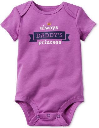 Carter's Always Daddy's Princess Bodysuit, Baby Girls (0-24 months) $12 thestylecure.com