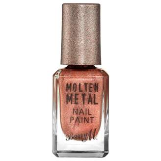 Barry M Molten Metal Nail Paint - 4 Copper Mine