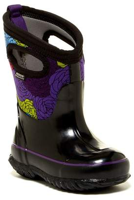 Bogs Classic Rosey Waterproof Rain Boot (Toddler, Little Kid, & Big Kid)