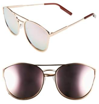Quay Cherry Bomb 60mm Sunglasses