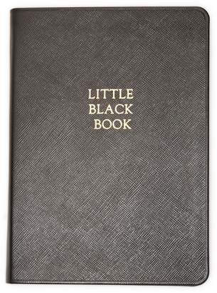 Sparrow Lake Little Black Book Stamp Journal