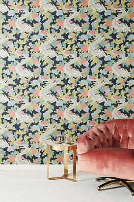 DwellStudio Dragon Wallpaper