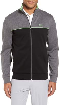 BOSS GREEN Skaz Full Zip Fleece Jacket