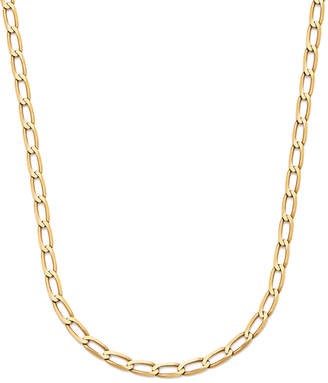 Loren Stewart Disco Yellow-Gold Chain Necklace