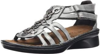 Naot Footwear Women's Trovador Wedge Sandal