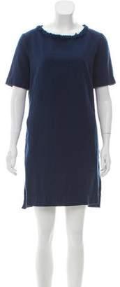 Raquel Allegra Mini Shift Dress