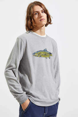 United By Blue Scale New Heights Crew Neck Sweatshirt