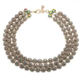 Lulu Frost Beam Triple Strand Necklace - Flux