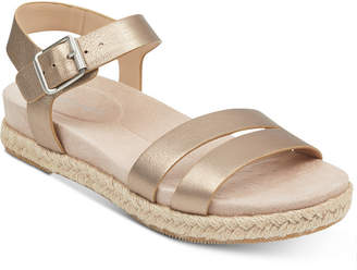 Easy Spirit Ixia Platform Espadrille Sandals Women's Shoes