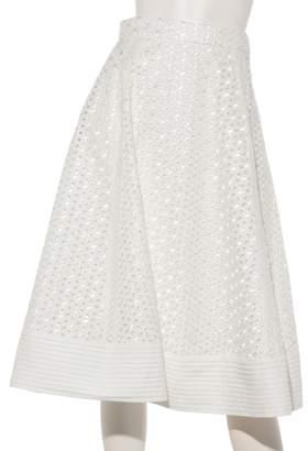 Double Standard Clothing (ダブル スタンダード クロージング) - ダブルスタンダードクロージング [Sov.]カットワークレーススカート