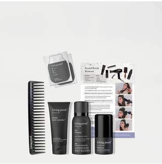 Living Proof Style Lab - Round Brush Blowout Kit