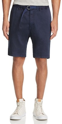 Surfside Supply Stretch Cotton Regular Fit Shorts $88 thestylecure.com