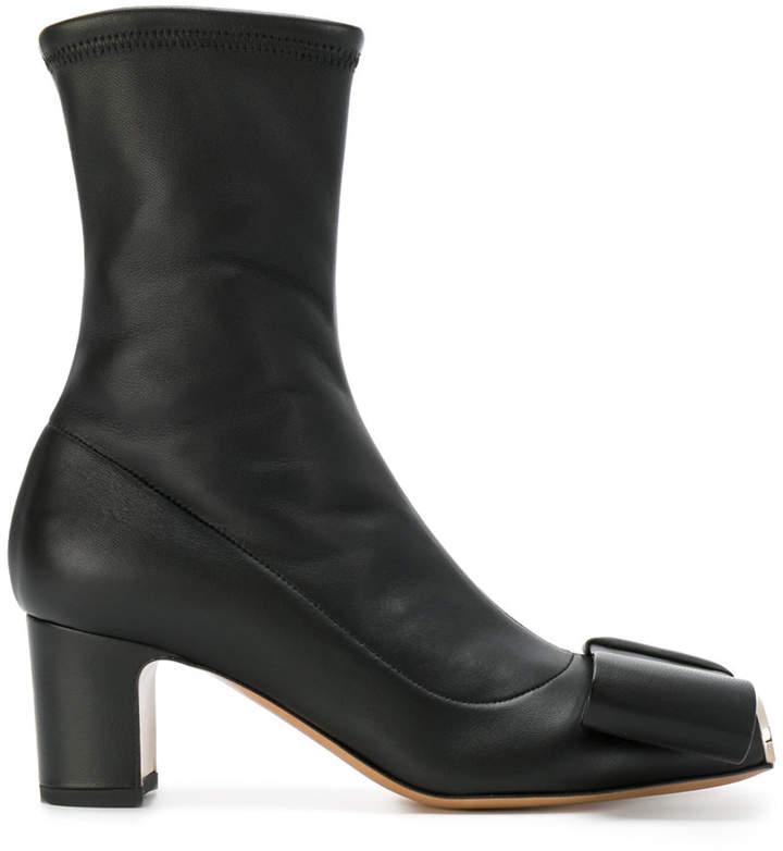 Valentino Garavani half bow boots