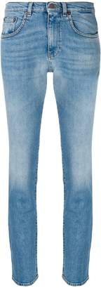 6397 Summer cropped jeans