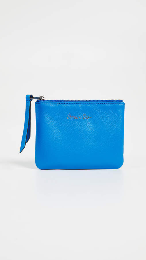 Rebecca Minkoff Vitamin Sea Betty Pouch - BLUE IRIS - STYLE