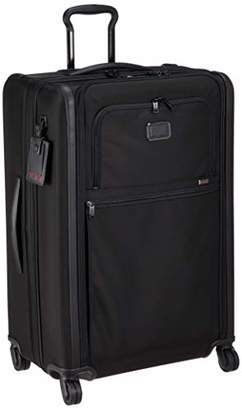 Tumi (トゥミ) - [トゥミ] スーツケース 公式 正規品 TUMI Alpha 3 ミディアム・トリップ・エクスパンダブル・4ウィール・パッキングケース 123L 73.5cm 16.7kg 02203067 02203067D3 Black