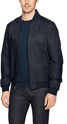 Calvin Klein Men's Full Zip Baseball Jacket