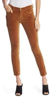 Frame Le Velveteen Skinny Pants