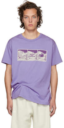 Bianca Chandon Purple House Of Whacks T-Shirt
