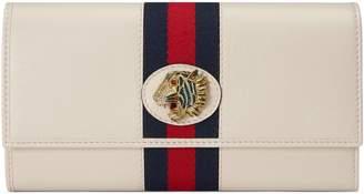 Gucci Rajah continental wallet