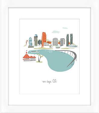 One Kings Lane Albie Designs - San Diego Art