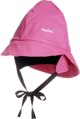 Playshoes Kids Waterproof Rain Hat with Fleece Lining